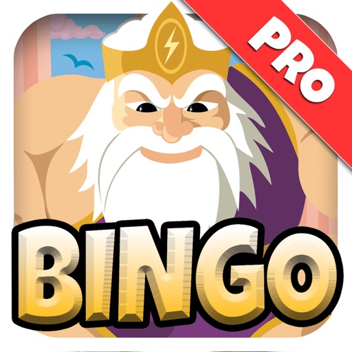 A Bingo Olympus: Clash of the Gods & Goddesses Pro Edition