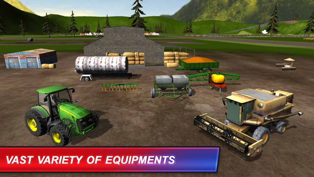 American Farm Simulator:Diesel Truck Harvest Crop Cheat Codes