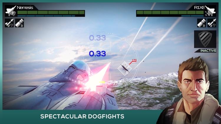 Nemesis Air Combat screenshot-0