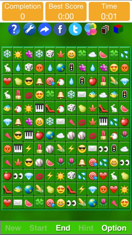 Emoji Solitaire screenshot-1