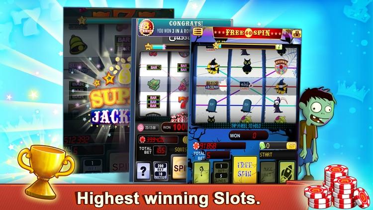 Slot Machine: Free Slots & Casino screenshot-3