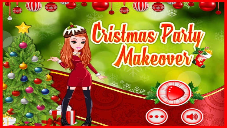 Christmas Night Party Makeover
