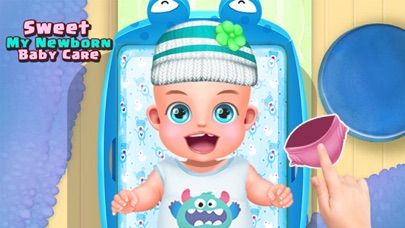 Sweet My newborn  baby care screenshot four