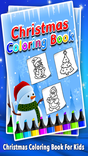 Christmas Coloring Book 1