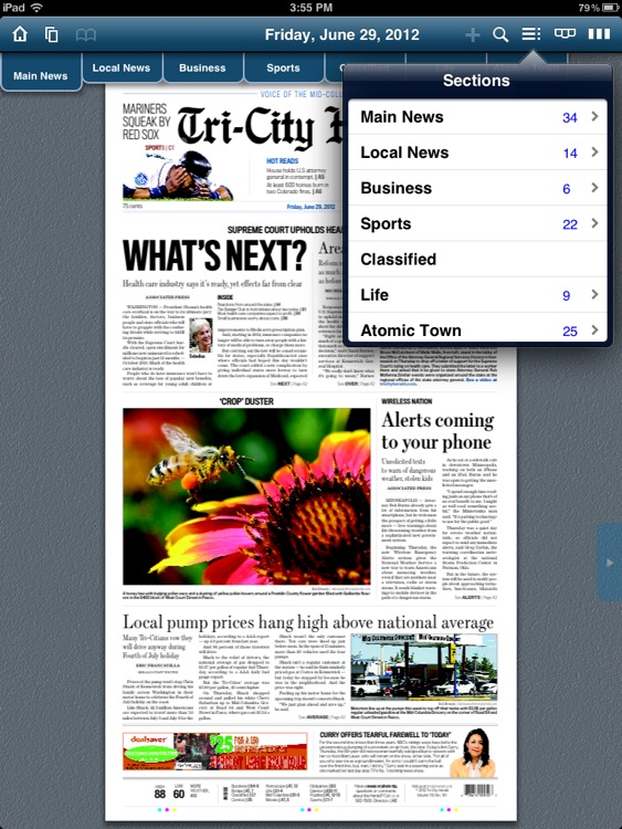 Tri-City Herald eEdition