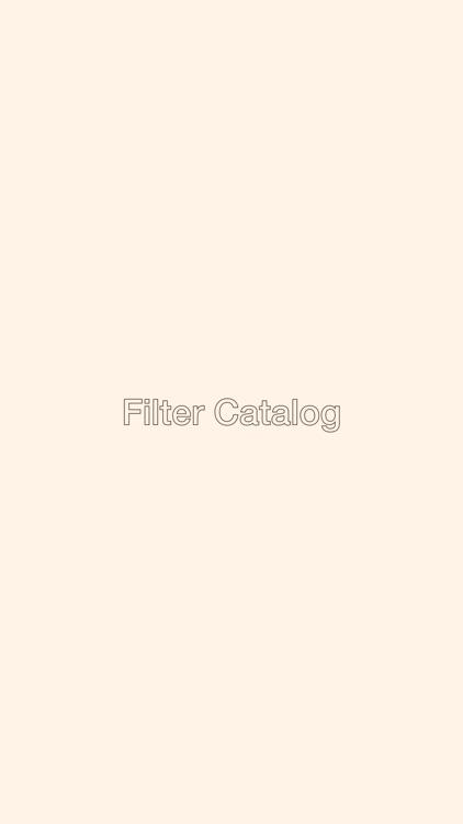 FilterCatalog screenshot-4