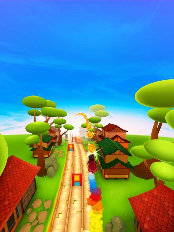 Игра Hиндзя Pебенок бесплатно - игры гонки для детей