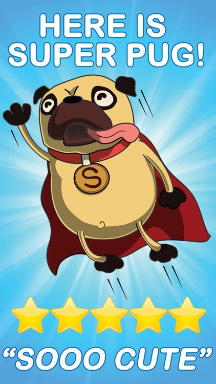 Pug Emoji screenshot-0