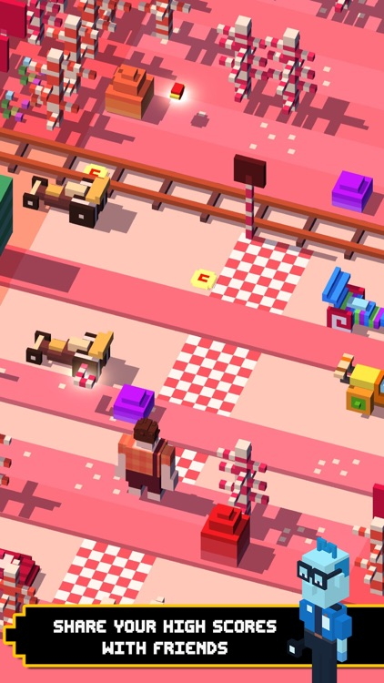 Disney Crossy Road screenshot-3