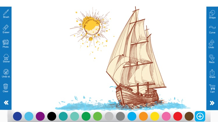 Doodle Art - Draw.ing,Paint.ing,Sketch.ing Studio