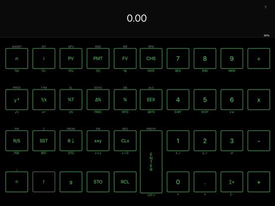 Financial Calculator Premium Screenshots