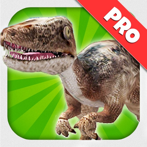 A Dino Run: Prehistoric Dinosaur Escape - Pro Edition