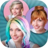 Change hairstyle & Haircut editor with my photo