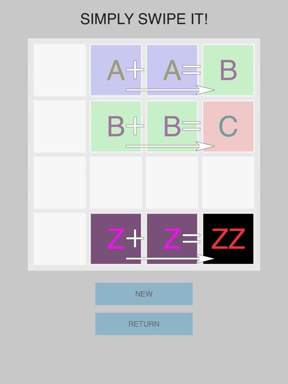 Screenshot #4 pour Combine Alphabet