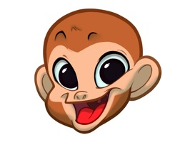 The perfect stickers for monkeying around in your chats