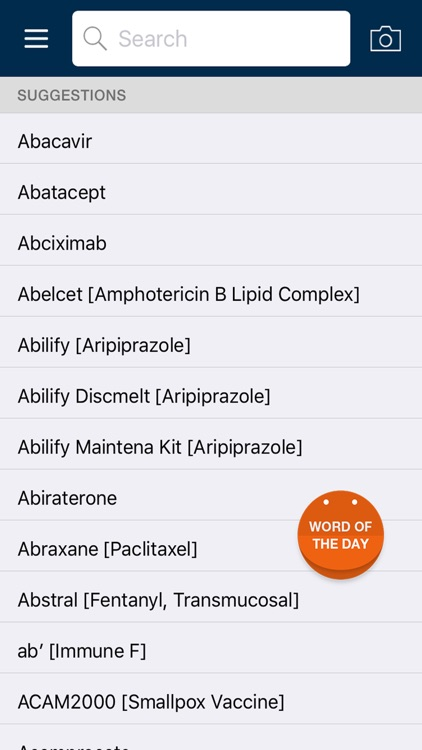 Clinician's Pocket Drug Reference 2016 screenshot-3