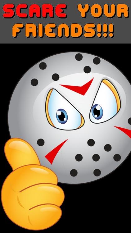 Halloween Emojis 2 - The Monsters! Stickers
