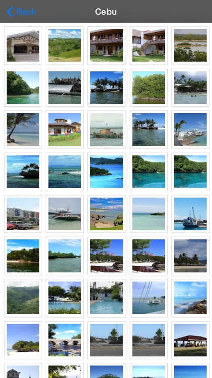 Cebu Island Offline Guide screenshot-4