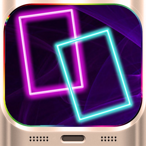 Glow Backgrounds HD - Customize your Home & lock Screen Wallpaper! icon