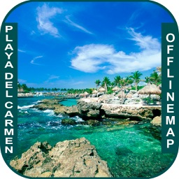 Playa del Carmen Offline maps & Navigation