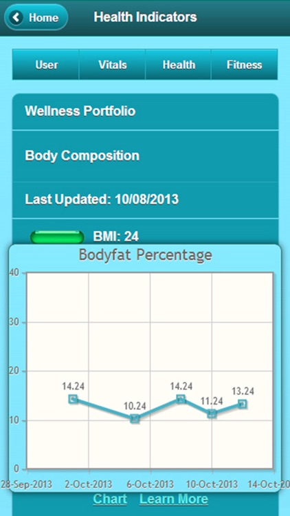 DNA Health Tracker screenshot-3