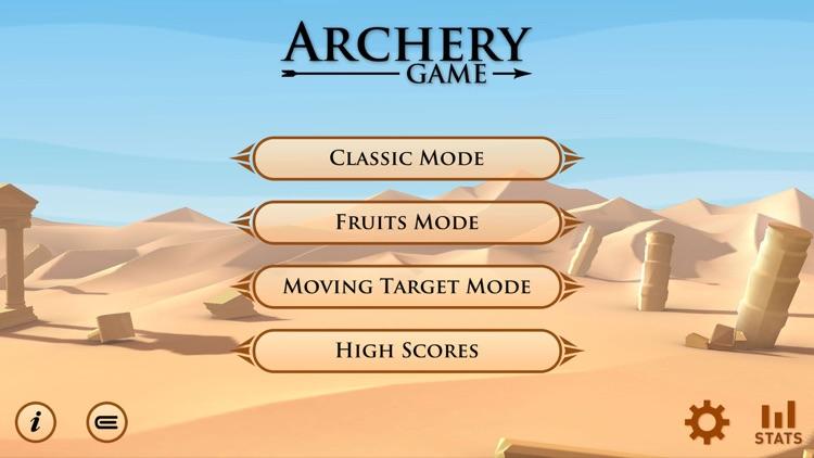 Archery Game screenshot-4