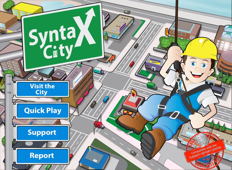 Syntax City screenshot-0