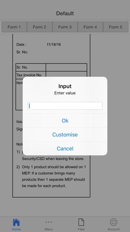 Entry Pass Receipt screenshot-4