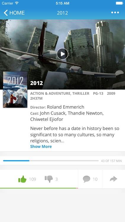 Telly - Watch TV & Movies screenshot-3