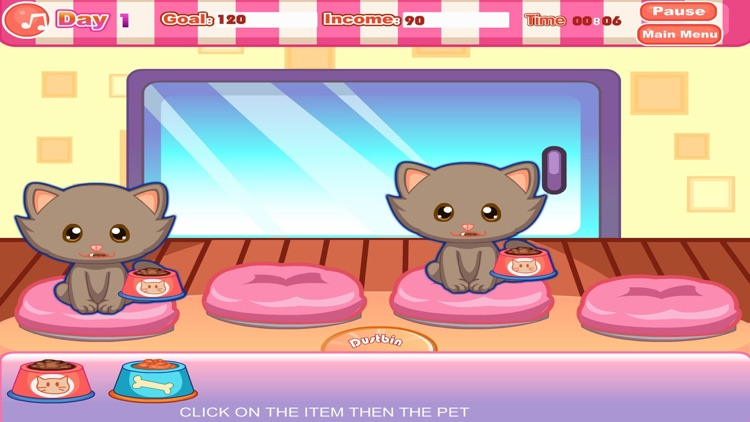 Pet Shop attendant screenshot-4