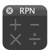 Always on Top RPN Calculator
