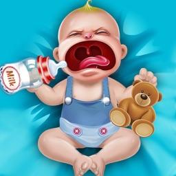 Sweet My newborn  baby care