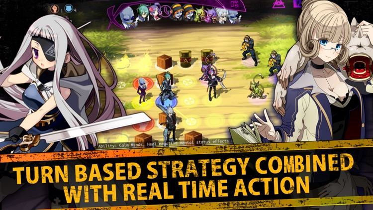 X-Tactics screenshot-1