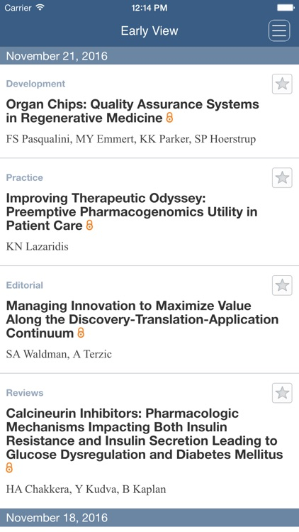 Clinical Pharmacology & Therapeutics screenshot-3