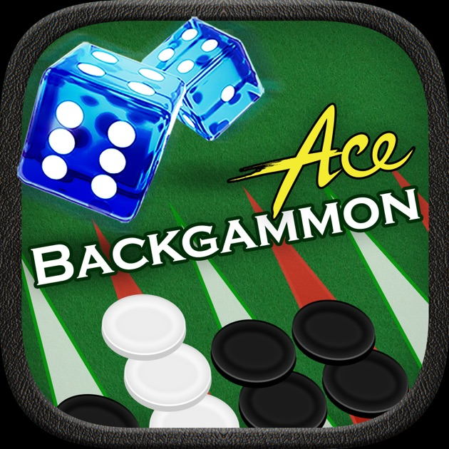 Backgammon Ace – Multiplayer Board Game & Dice on the App ...