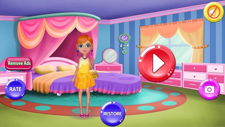 Princess Holliday Salon 2 - Makeup, Dressup, Spa screenshot-3