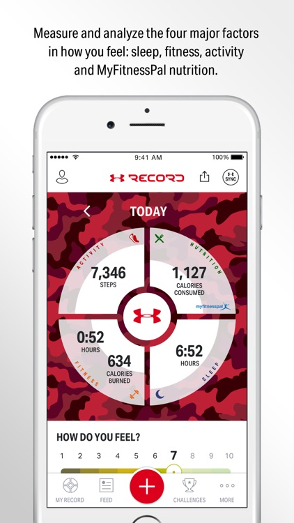 Record by Under Armour screenshot-0