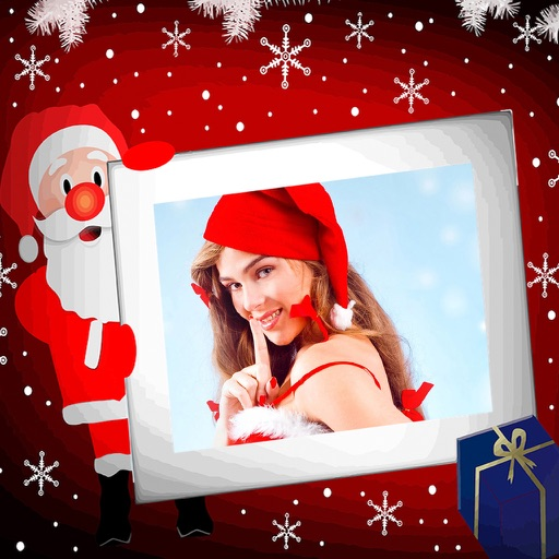 Christmas Hd Photo Frames - Creative Design App iOS App