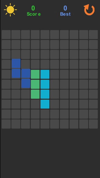Arrange The Colored Blocks Puzzle Game screenshot-0