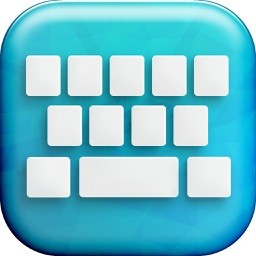 Cool Keyboard Free with Color Backgrounds & Fonts
