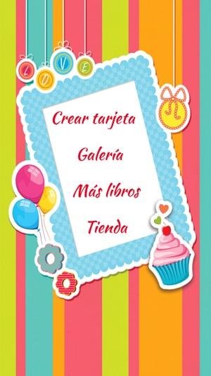 Crea Tarjetas De Cumpleaños En App Store
