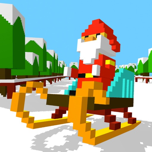 Santa & Friends - Winter Challenge