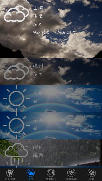 最牛天气-智慧测量中国天气网预报气象台のおすすめ画像2