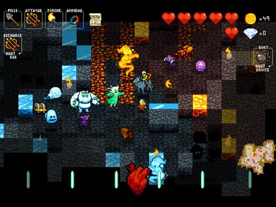 Screenshot #5 pour Crypt of the NecroDancer