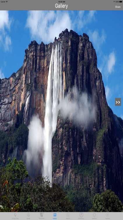 Angel Falls Highest Waterfall Tourist Travel Guide