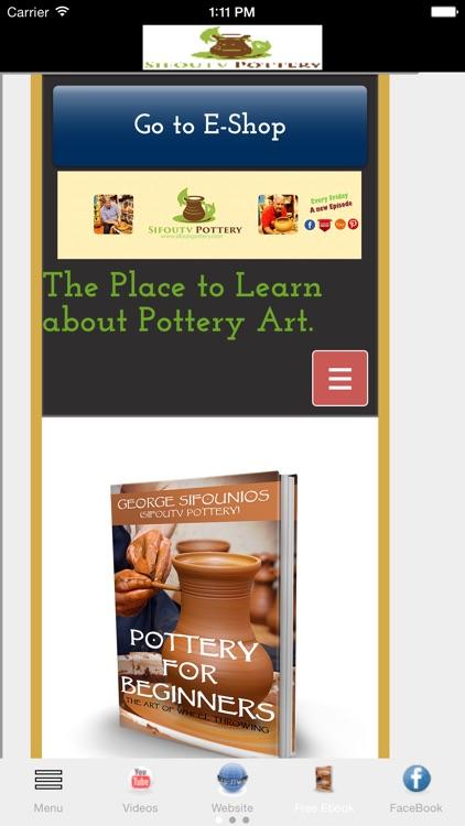 Pottery Art screenshot-3