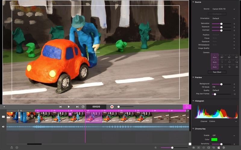 Stop Motion Studio Pro for Windows