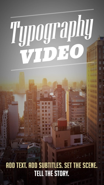 TypeVideo+ Add Text On Video