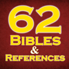 62 Bibles and 1000s of References