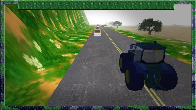 The Adventurous Ride of Tractor Simulation game screenshot-3